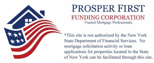 Prosper First Funding Corporation